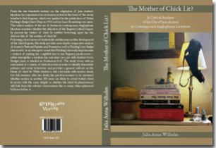 "Buch ""The Mother of Chick Lit?"" von Julia Anna Wilhelm"